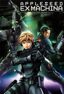 Appleseed Saga Ex Machina Dub