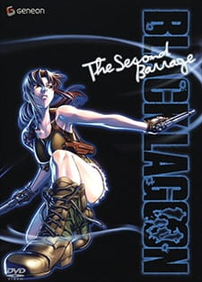 Black Lagoon: The Second Barrage (Dub)