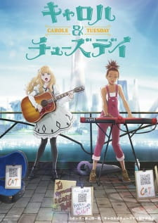 Carole & Tuesday (Dub)