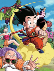 Dragon Ball (Dub)