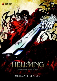 Hellsing Ultimate Dub