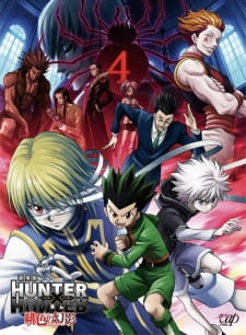Hunter X Hunter Movie 1 Phantom Rouge Dub