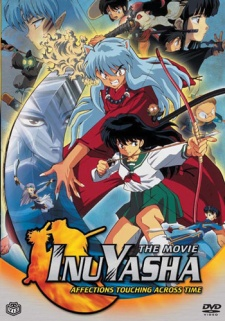Inuyasha The Movie Affections Touching Across Time Dub