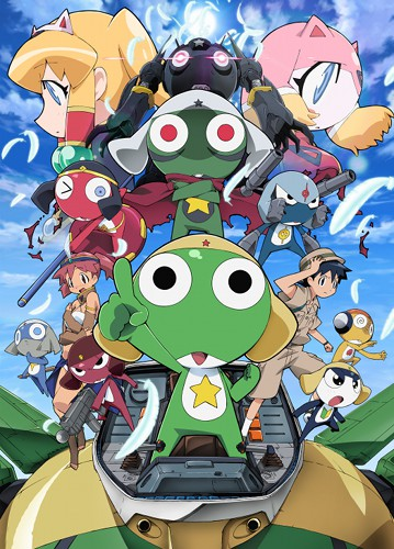 Keroro Gunsou Movie 3