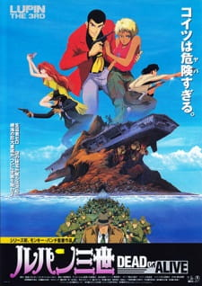 Lupin Iii Dead Or Alive Dub