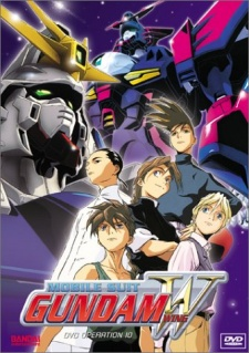 Mobile Suit Gundam Wing Dub