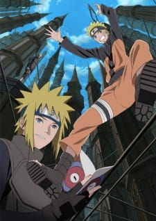 Naruto Shippuuden Movie 4 The Lost Tower Dub