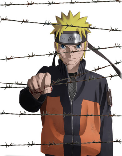 Naruto Shippuuden Movie 5 Blood Prison