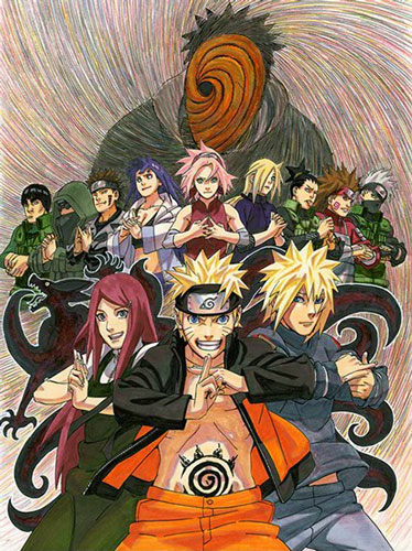 Naruto Shippuuden Movie 6 Road To Ninja