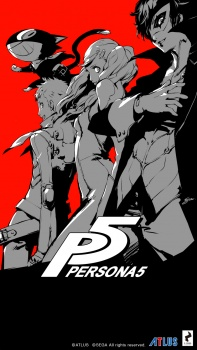 Persona 5 The Animation The Day Breakers