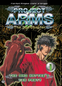 Project Arms The 2nd Chapter Dub