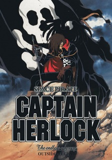 Space Pirate Captain Herlock Outside Legend The Endless Odyssey Dub