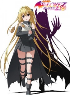 To Love Ru Darkness 2nd Ova