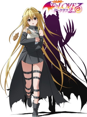 To Love Ru Darkness 2nd