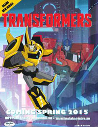 Transformers: Robots in Disguise (2015) Season 1