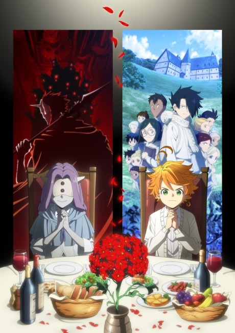 Yakusoku No Neverland 2nd Season Dub