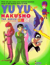 Yu Yu Hakusho The Golden Seal Dub