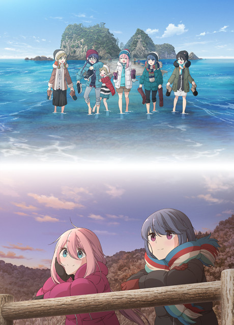 Yuru Camp Season 2